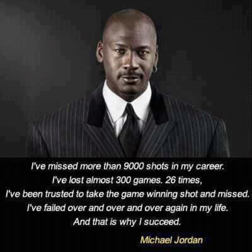 Michael Jordan Quotes: Spread The Power Of Knowledge
